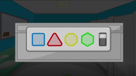 解谜游戏逃离地铁,寻找3根保险丝