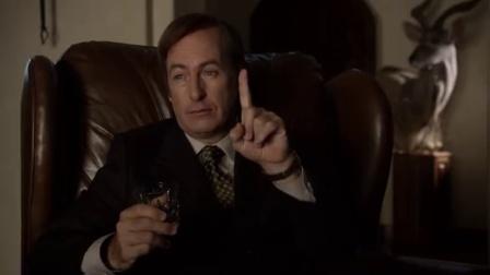 《风骚律师 第一季 第5集》你们看懂了吗,如此霸气的鲍勃·奥登科克