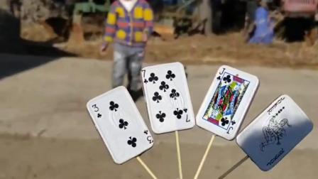 童年的乐事:你们见过扑克牌巧克力吗