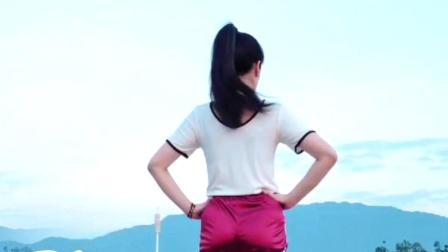 情歌广场舞《等你》背面跳 零基础一看就会