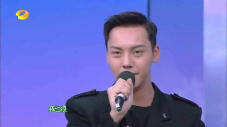 快本:陈伟霆鼓励嘉宾的话,谢娜听了热泪盈眶