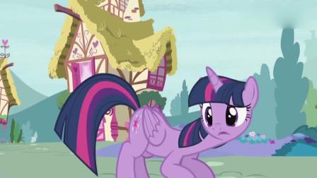 小马宝莉:这城堡太空荡了,大家要想办法装饰,有点难