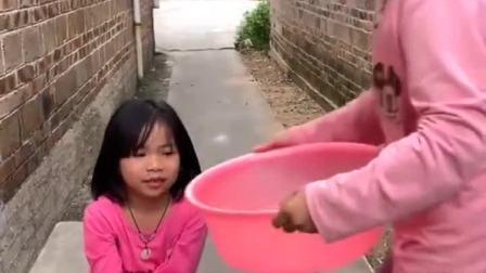 童年趣事:小小年纪就学会藏私房钱了