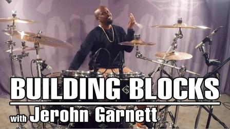 ★ME威律动★Jerohn Garnett - How to play Get Back (Building Blocks to Chops)