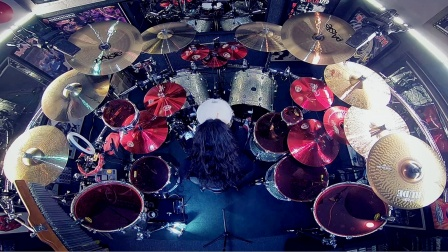 ★ME威律动★Aquiles Priester - The Cure - Just Like Heaven (Drum Cam)