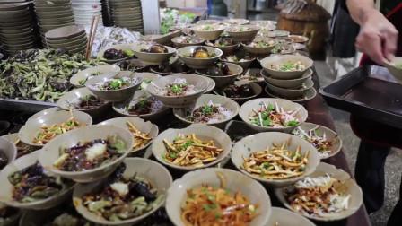 众多明星打卡地,日销量5000多碗的重庆豆花饭,你吃得惯吗?