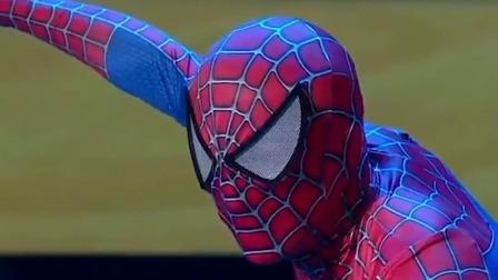 宋小宝洗着澡房子被拆 变蜘蛛侠拯救世界