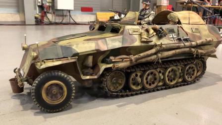 RC遥控坦克玩具