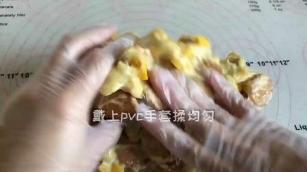 豆乳雪花酥~豆香浓郁超香酥