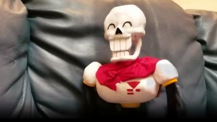 传说之下:玩偶sans小动画,你知道怎么做成的吗?