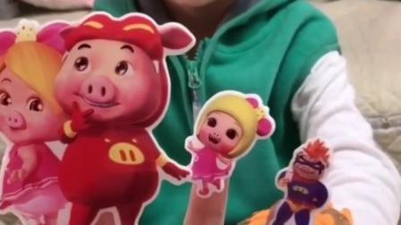 童年记忆:这个是猪猪侠贴把
