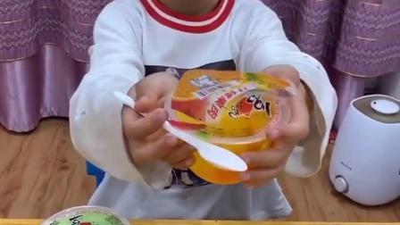 童年记忆:这个果冻不能吃