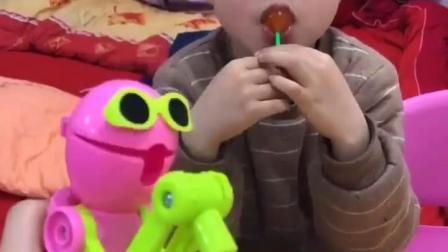 童年记忆:这个棒棒糖有点可爱呦
