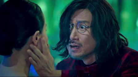 澳门风云3:学友哥不愧是被唱歌耽误的影帝,这演技也太好了!