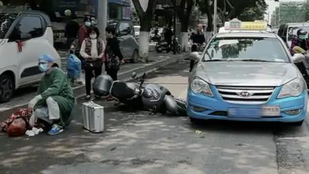 """广西柳州:老人""""开门杀""""致人死亡,保险公司被判赔103万"""