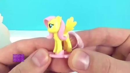 小马宝莉趣味玩具大搜集,好多可爱的小马驹