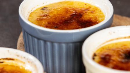 【焦糖布丁】甜品菜鸟可挑战,超好吃的小零食
