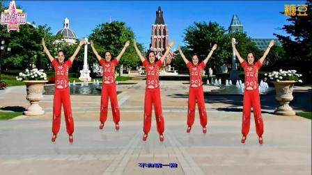 漓江飞舞广场舞,不白活一回。