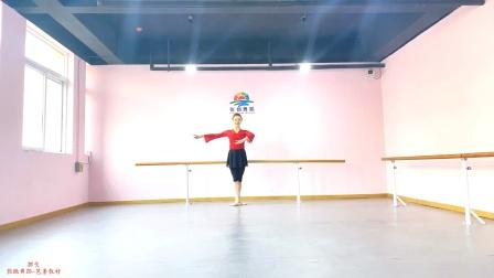张暾舞蹈-芭蕾教材组合九《探戈》