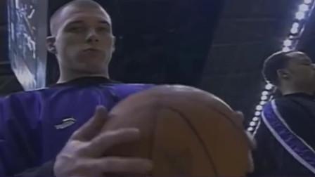 """篮球眼:""""一人拿球,九人紧张"""",白巧克力的集锦。"""