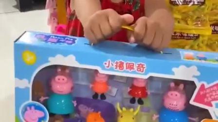 童年趣事:妈妈什么都不给我买,真小气