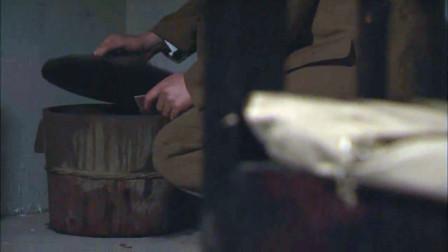 为送出情报,竟放进马桶里,军统也不想不到!