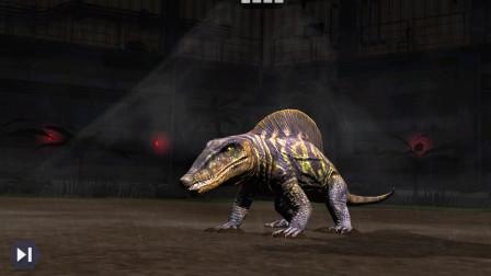 侏罗纪世界:20级切齿龙VS20级脊颌翼龙,结果会如何?