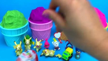彩泥橡皮泥手工制作小动物 玩具 亲子 益智