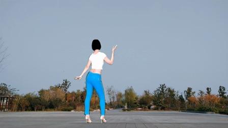 火爆网络32步DJ舞《爱情迷了路》优美好看一看上瘾,背面演示