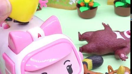 亲子有趣幼教动画:是谁叫的救护车呢?