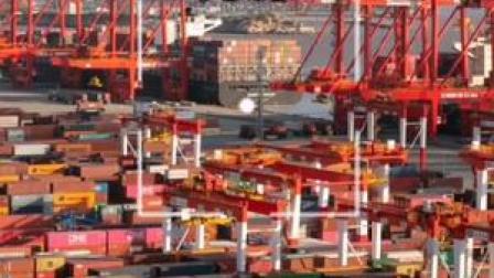 全球前十,中国占七席!我国港口规模稳居世界第一 #中国