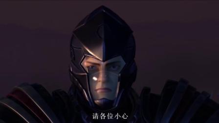 烈阳天道:悟空被叫弼马温,生气了!