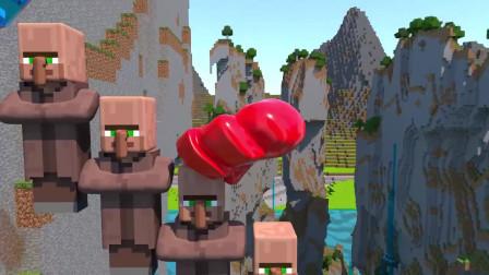 我的世界动画-果冻MC-STFF Minecraft