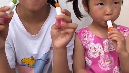 童年的旋律:吃口红糖,你吃过吗?