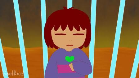 传说之下:弗里斯克体内的绿色之心是什么意思,代表什么能力呢?