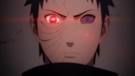 火影忍者:带土黑暗化的过程,感谢卡卡西,才有如今的他