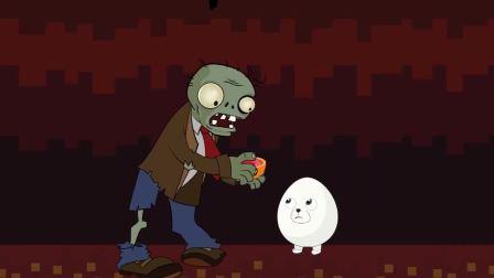 植物大战僵尸:可恶的小僵尸