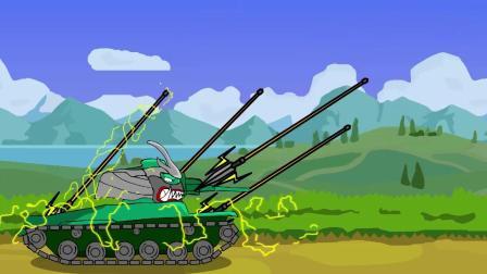 坦克世界:坦克中计了