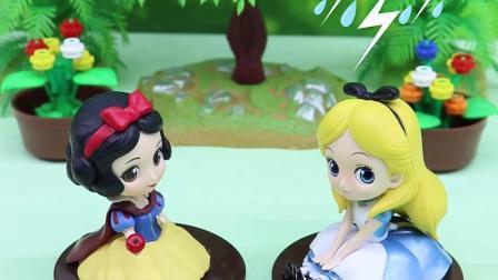 亲子有趣幼教动画:爱丽丝的妈妈只喜欢100分怎么办?