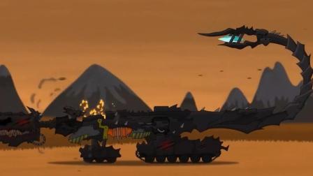 坦克世界:怪物坦克