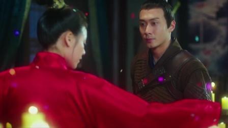 女将军被赐婚,一身大红嫁衣太美了,自己哥哥都看呆了!