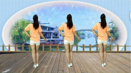 动感时尚热舞《浪子闲话》背面完整演示教学