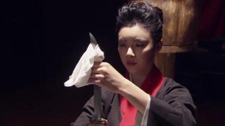 日本女武士输掉比赛,想要切腹自尽