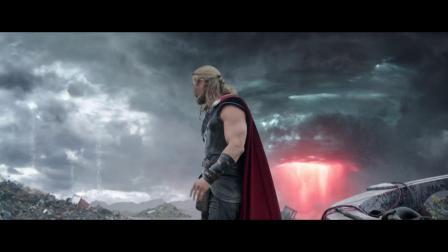 雷神3:索尔觉醒雷神之力,从此不是锤子神,雷霆万钧,英雄归来