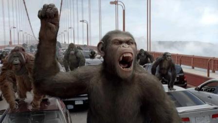 《猩球崛起》幕后③对《人猿星球》的致敬