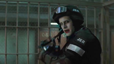 哈莉奎茵被小丑改造后,成为了哥谭市最危险的女人