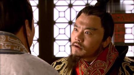 大汉悲歌:刘邦狼狈回朝,回朝第一件事,私下派人寻找画中美人