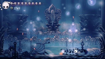 Hollow Knight 灵魂战士
