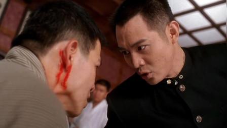 精武英雄;李连杰为师,打出了中国人的尊严和爱国精神