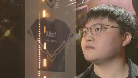 【游民星空】《英雄联盟》Uzi入驻RNG战队名人堂